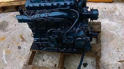 763 773 7753 Bobcat Engine Kubota V2203 51 Hp Diesel Engine - Used