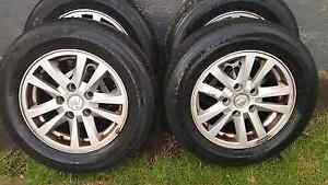 "Holden 15"" alloy wheels Fawkner Moreland Area Preview"