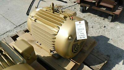 Baldor-reliance 15hp Ac Electric Motor 3600 Rpm Fr 254tc Tefcbb 230460 V New