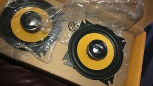 JL 4inch speakers. Brand new.