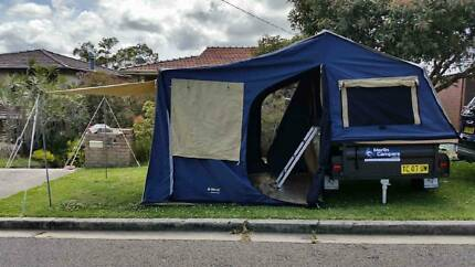 2017 Marlin Camper Trailer Macquarie Hills Lake Macquarie Area Preview