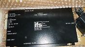 IFS International Fiber Systems Video Intercom Remote VIC5221R