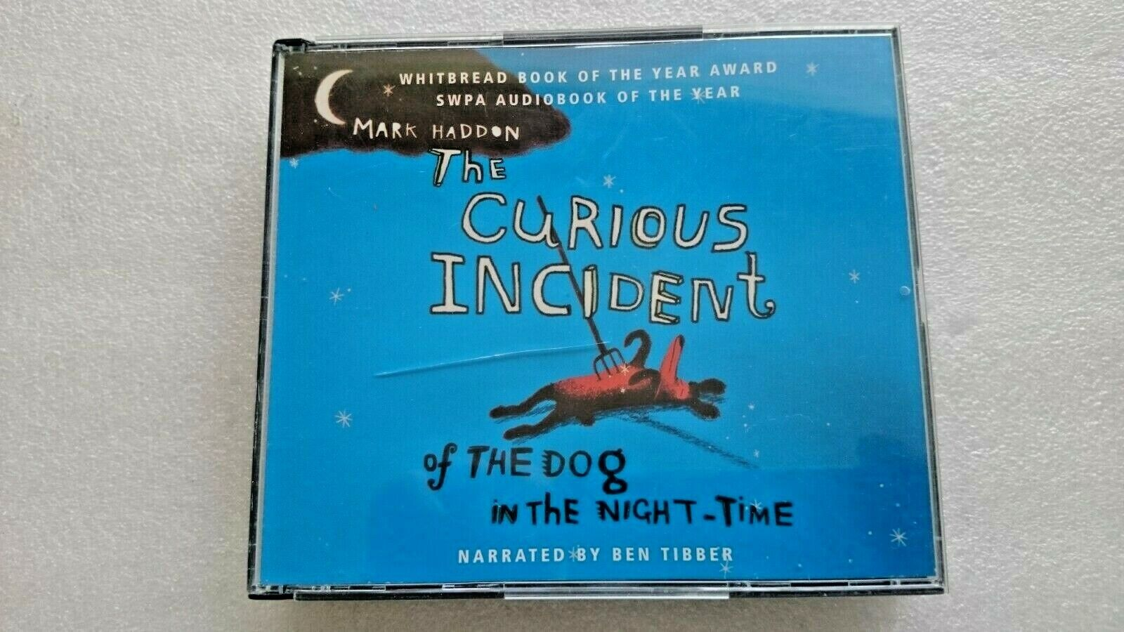The Curious Incident of the Dog in the Night Time (6 x Audio CD 2003)