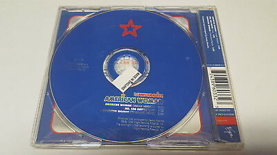 Lenny Kravitz  American Woman 3 Track Uk Import Cd Single   1999  Near Mint