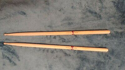 12 Pairs Pro Mark TX2BW American Hickory 2B Wood Tip Short Taper Drumsticks