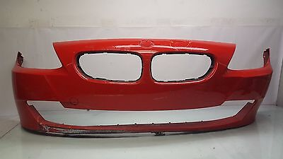 06-07 BMW Z4 FRONT BUMPER FACE COVER OEM - RED
