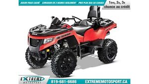 2017 Arctic Cat Alterra TRV 700 XT DEMO TRV  48,43$/SEMAINE