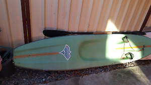 Two single person surf skis (like kayaks) Loganholme Logan Area Preview