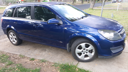 2005 Holden Astra wagon