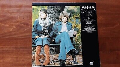 "ABBA ""GREATEST HITS"" VINYL (SD-19114)"