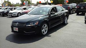 2013 VOLKSWAGEN PASSAT 2.5L COMFORTLINE- POWER GLASS SUNROOF, LE