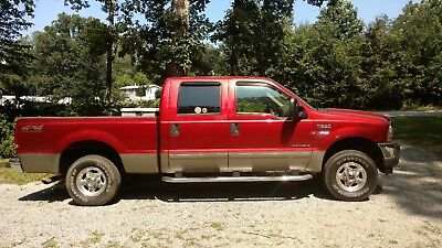 2002 Ford F-250 2002 Ford F-250 7.3L Diesel 4x4 Tow Package & Tool Box 1 OWNER 2002 Ford F-250 7.3L Diesel 4x4 Crew Cab with Tow Package & Tool Box 1 Owner