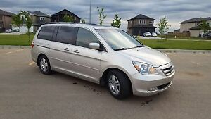 2007 Honda Odyssey Touring Edition & Winter Tires
