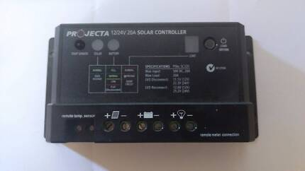 Projecta 20A Solar Controller Fairfield Brisbane South West Preview