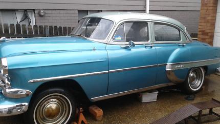Chevrolet belair 1954