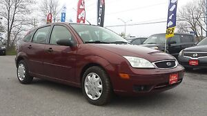 2007 Ford Focus SES                          *****CERTIFIED*****