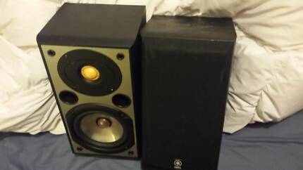 yamaha ns-90 bookshelf speakers new