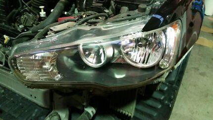 2008 CJ LANCER Passenger side LH Headlight as new now wrecking Carrum Downs Frankston Area Preview
