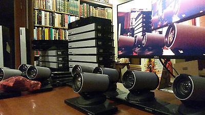 Tandberg Precision Hd Camera Ttc8-01 720p Edge 95 3000 6000 Warranty
