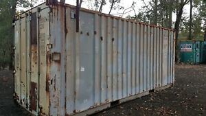SOLD PENDING PICK UP-Sea Shipping Container 20foot 6metre