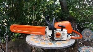 Stihl ms 390 chainsaw Laidley Lockyer Valley Preview