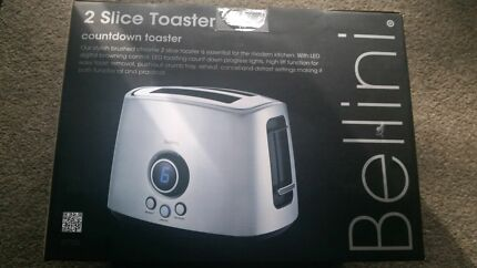 Bellini 2 slice toaster- countdown toaster Heidelberg Banyule Area Preview