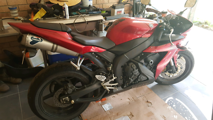 Wanted: Wanted to swap my 2004 yamaha R1 for FG Falcon 6 speed auto