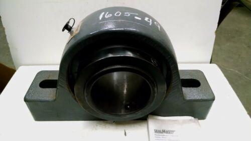 Sealmaster USRB5000-307 Performance Spherical Roller Pillow Block Bearing 3-7/16