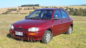 1995 Mazda 121 Sedan Victor Harbor Victor Harbor Area Preview