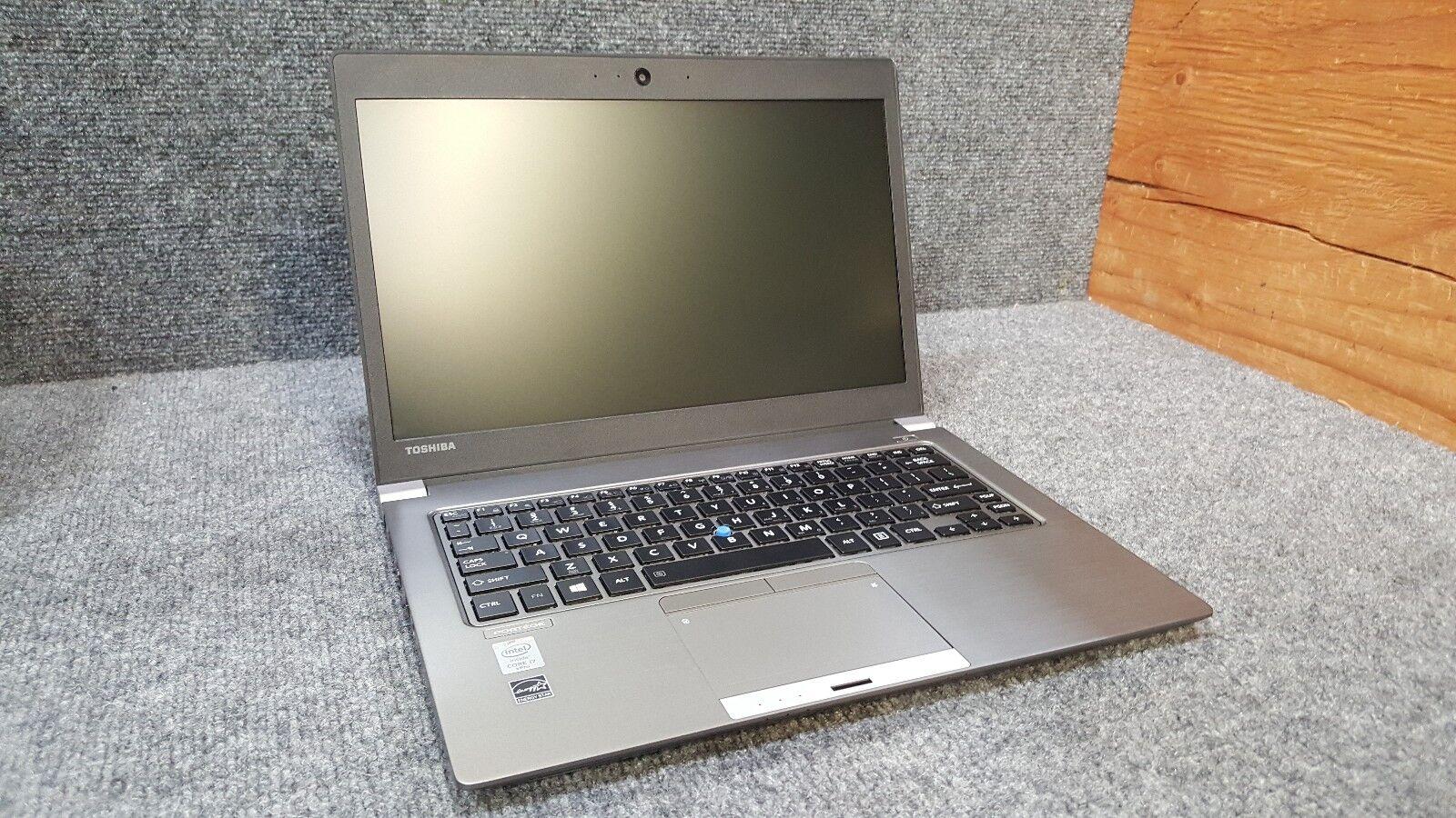 Toshiba Portege Z30 Intel Core i7-5600U 2.6Ghz 256GB SSD 8GB No Media W10 PRO