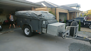 X-trail rear fold off road camper TOY HAULER Bunyip Cardinia Area Preview