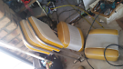 Cruise craft boat seats good condition no tears selling