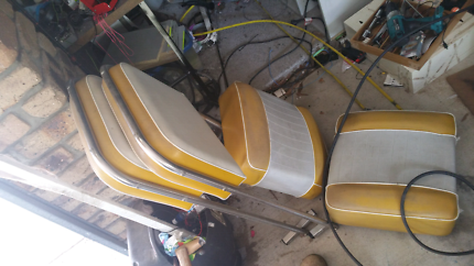 Cruise craft boat seats good condition no tears