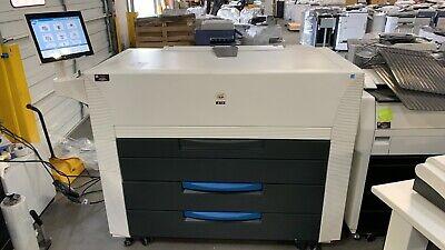 Kip 870 Wide Format Printer With 720 Scanner