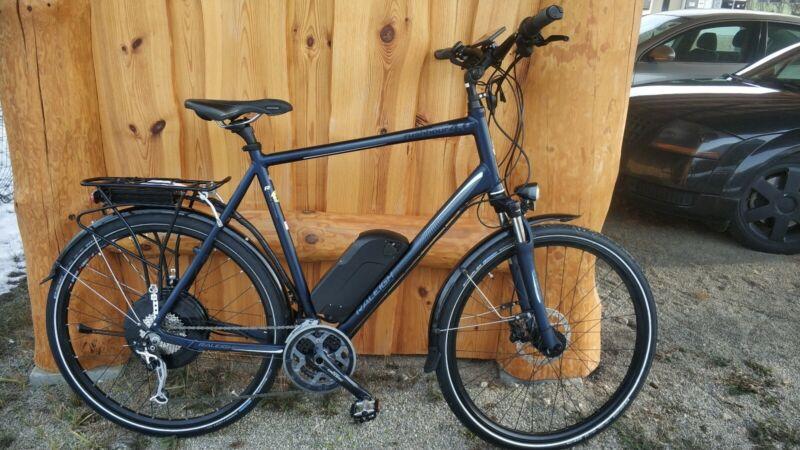 Raleigh 170kg XXL Pedelec 45km/h E-Bike Speed Bike Rh. 50cm 55cm 60cm 64cm 70cm