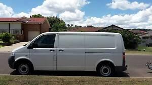 2009 Volkswagen Transporter Van/Minivan Oxley Vale Tamworth City Preview