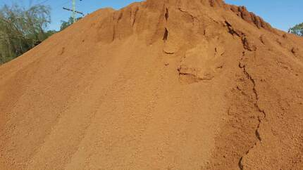 RED GRAVEL SUPPLIES FOR PUBLIC SALE FROM MENZIES QUARRIES