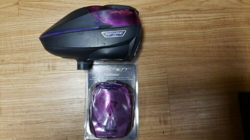 Virtue Spire 200 Black and Purple W/Ramp and speed feed