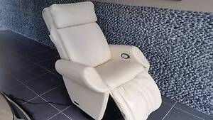 Full body scan Massage recliner leather chair relax stress Carrara Gold Coast City Preview