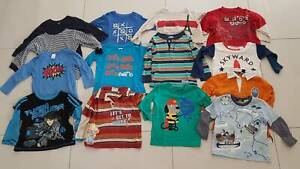 Bulk Boys Clothes SUMMER AND WINTER Size 3 - Prices from $1 Kangaroo Point Brisbane South East Preview