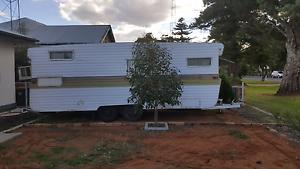 20 foot caravan Waikerie Loxton Waikerie Preview