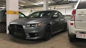 2014 Mitsubishi evolution X