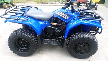 Yamaha Kodiak 400
