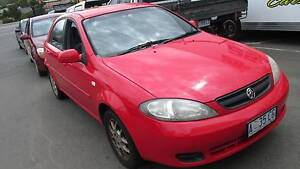 2008 Holden Viva Hatchback Youngtown Launceston Area Preview