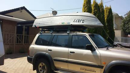 car topper package with motor
