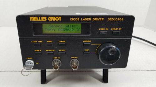 Melles Griot 06DLD203 Laser Diode Driver