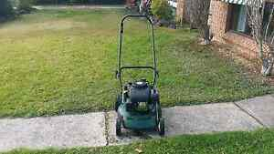 Masport mulching mower Hassall Grove Blacktown Area Preview