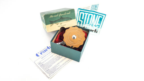 BOXED CRACK 800 AUTOMATIC TROUT FLY REEL