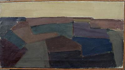 """Lars Bertle *1925. """"Herbstbild II"""", um 1950/60"""