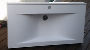 Porcelain sink Greensborough Banyule Area Preview